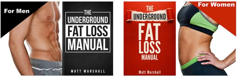 Underground Fat Loss Manual weightless guide review