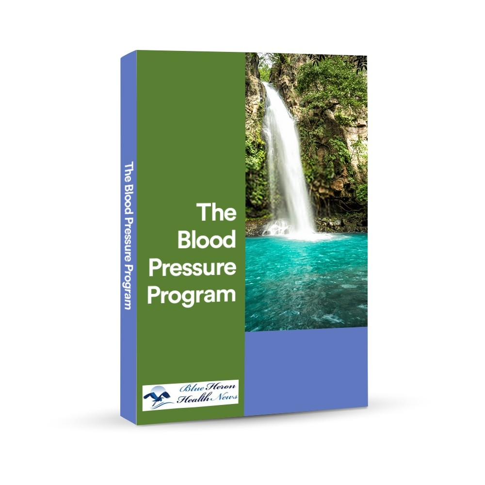 The Blood Pressure Program Review | Can Blue Heron's Program Help You To Lower BP?