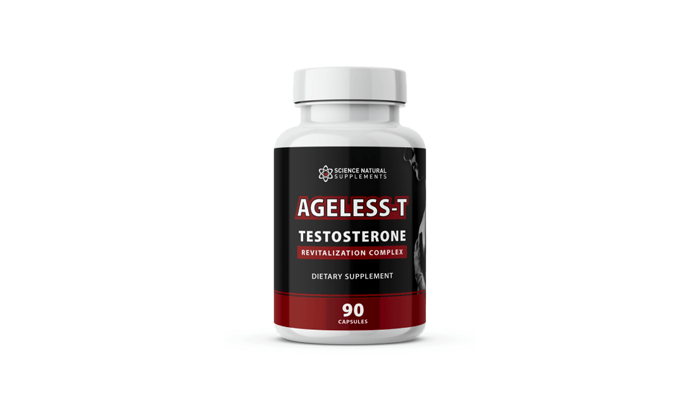 Ageless T Testosterone Booster review
