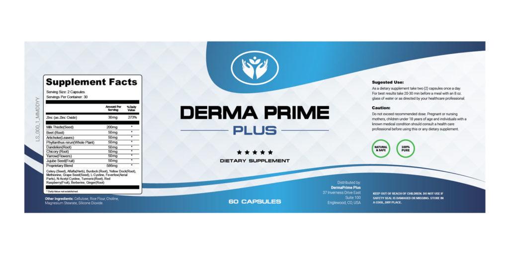 Derma Prime dosage