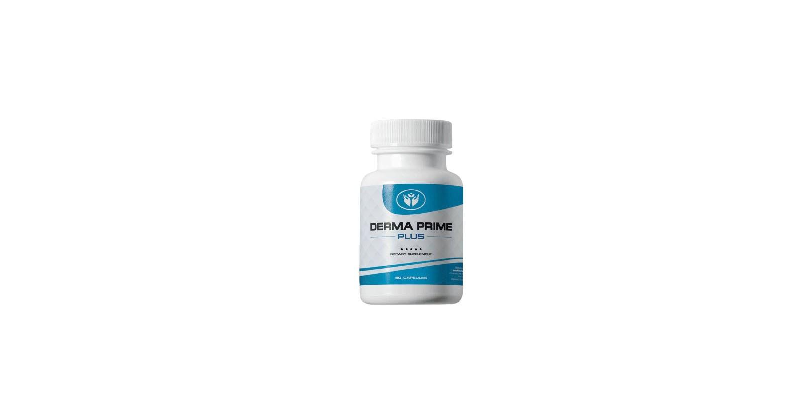 Derma Prime Plus Reviews – 100% Effective  Skin Health Formula?