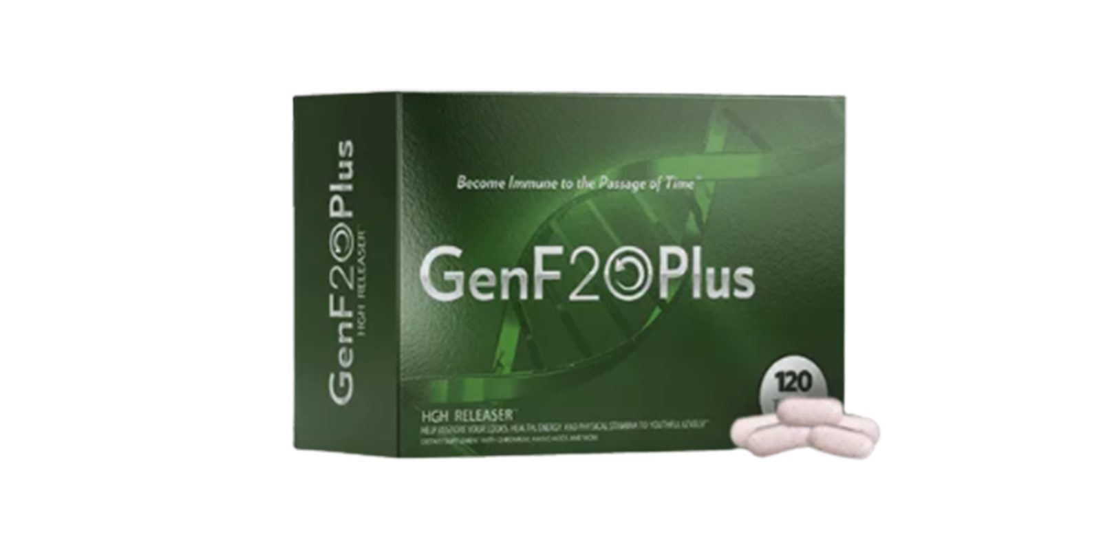GenF20 Plus Reviews – A Natural Formula To Boost Your HGH Levels?